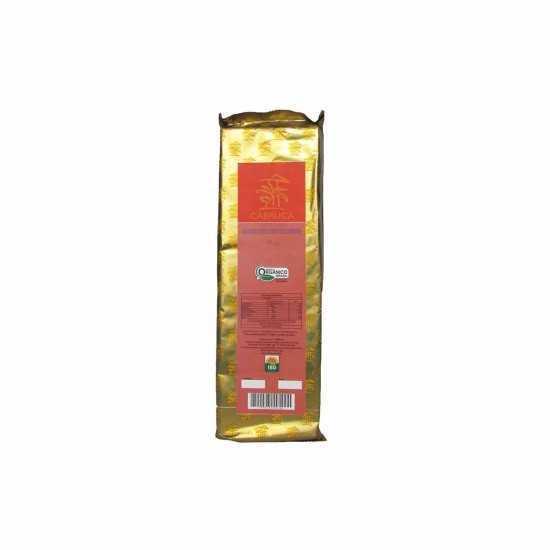 Barra de Chocolate 100/% Orgânico 450g - Cabruca