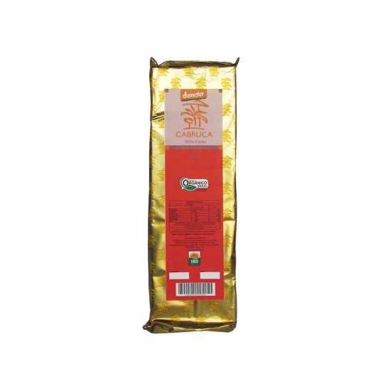 Barra de Chocolate 100% Orgânico e Biodinâmico 450g - Cabruca