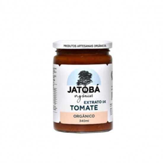 Extrato de Tomate Orgânico 340g - Jatobá