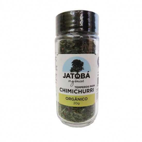 Chimichurri Orgânico 20g - Jatobá