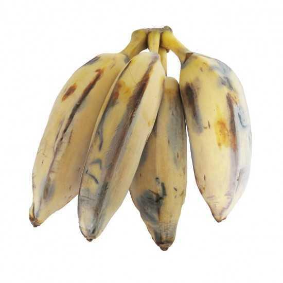 Banana da Terra Biodinâmica Orgânica 2 Un - OSM