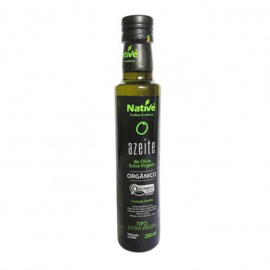 Azeite Extra Virgem Orgânico 250ml - Native