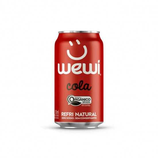 Refri Cola Orgânico Lata...