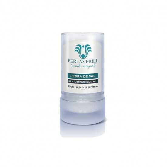 Desodorante de Cristal Mineral 120g - Perlas Prill