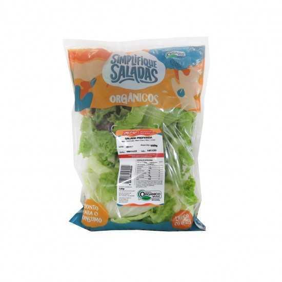 Salada Preferida Orgânica Higienizada 160g - OSM