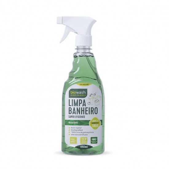Limpa Banheiro Gatilho...