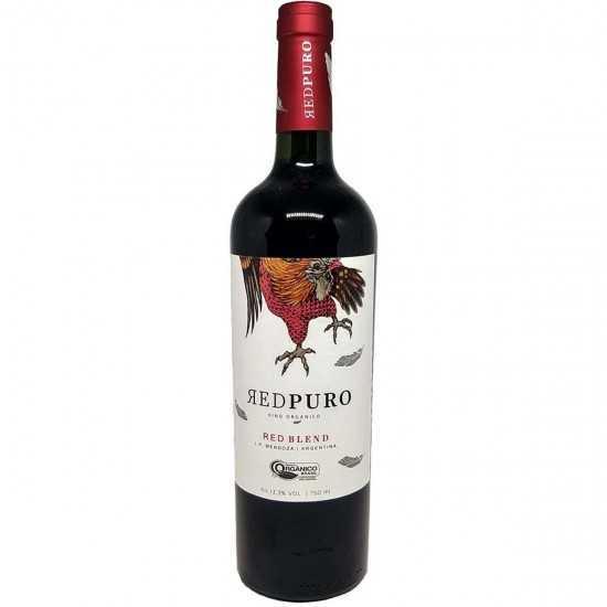 Vinho Orgânico Red Bland Tinto 750ml - REDPURO