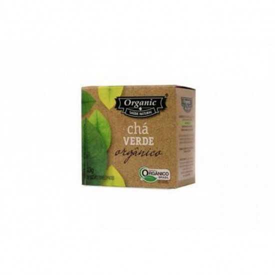 Chá Verde Orgânico 13g -...