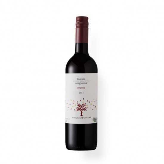 Vinho Orgânico Sangiovese 2017 750ml - Poggiotondo
