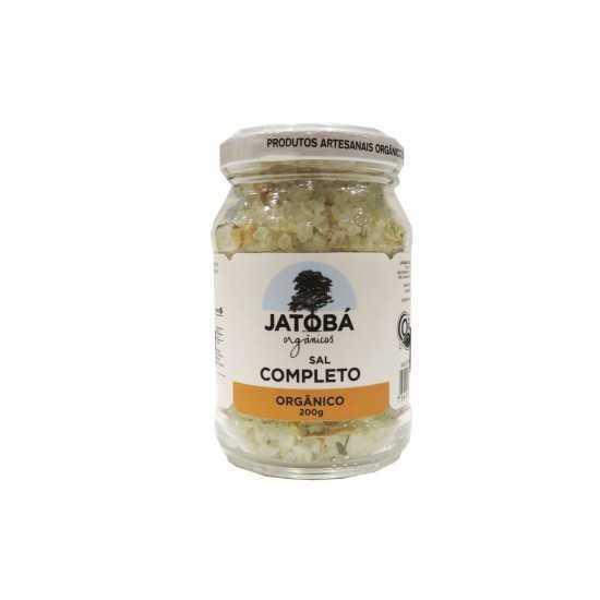 Sal Completo Orgânico 200g - Jatobá