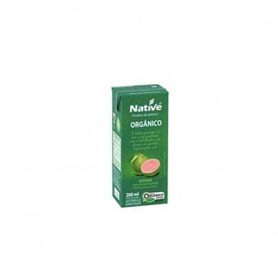 Suco de Goiaba Orgânico 200ml - Native