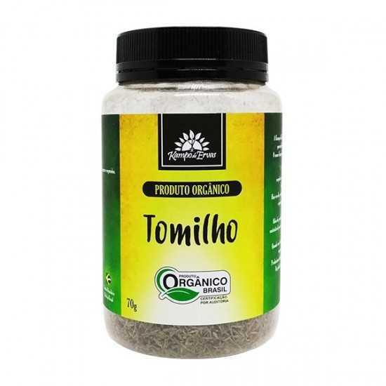 Tomilho Orgânico 70g - Kampo de Ervas