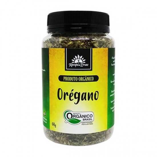 Orégano Orgânico 60g - Kampo de Ervas