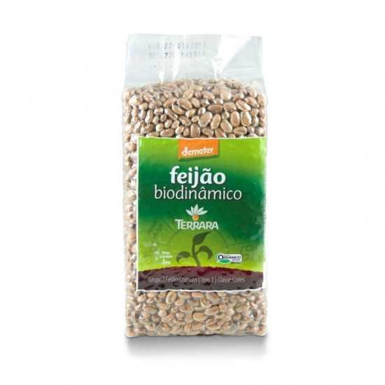 Feijão carioca a vácuo 1kg - Terrara | Imagem ilustrativa