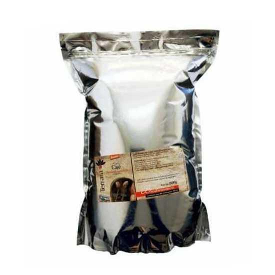 Café Torrado em Grãos Orgânico e Biodinâmico 2.5Kg - Terrara