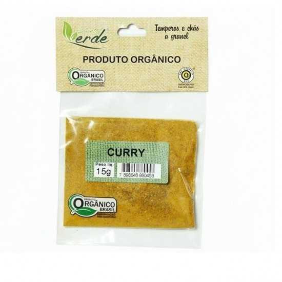 Curry Orgânico Em Pó 15g - OSM