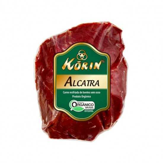 Alcatra Bovina Orgânica Congelada (601kg - 800kg) - Korin