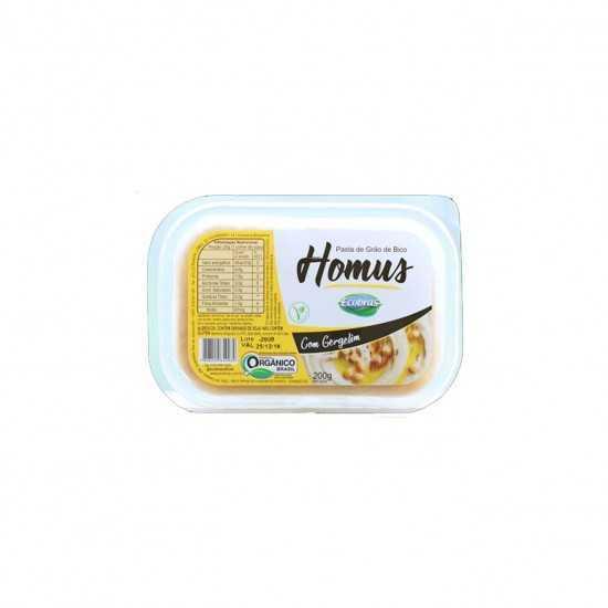 Homus - Pasta de Grão de...