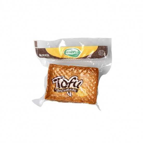 Tofu Defumado Orgânico 100g - Ecobras