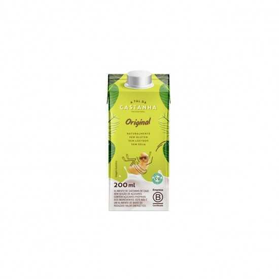 Bebida Vegetal de Castanha de Caju Orgânica 200ml - A Tal da Castanha