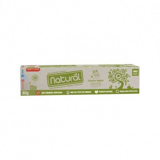 Creme Dental Camomila Contente 80g - Orgânico Natural