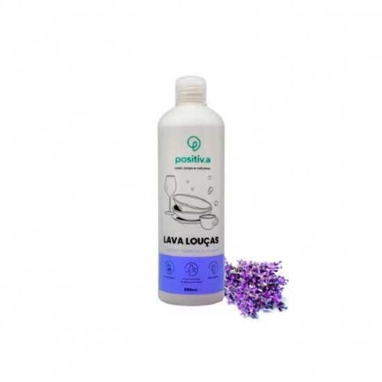 Lava Louça Lavandin Orgânico 500ml - Positiva