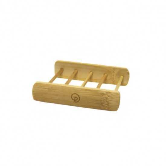Saboneteira de Bambu Un -...