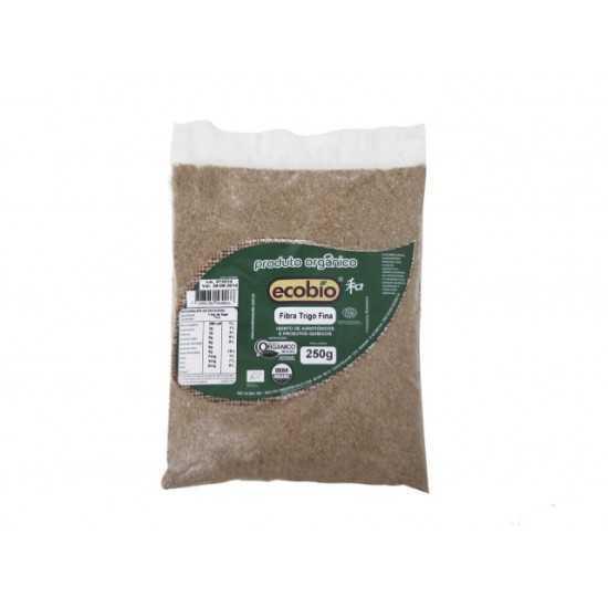 Fibra de Trigo Orgânica 250g - Ecobio