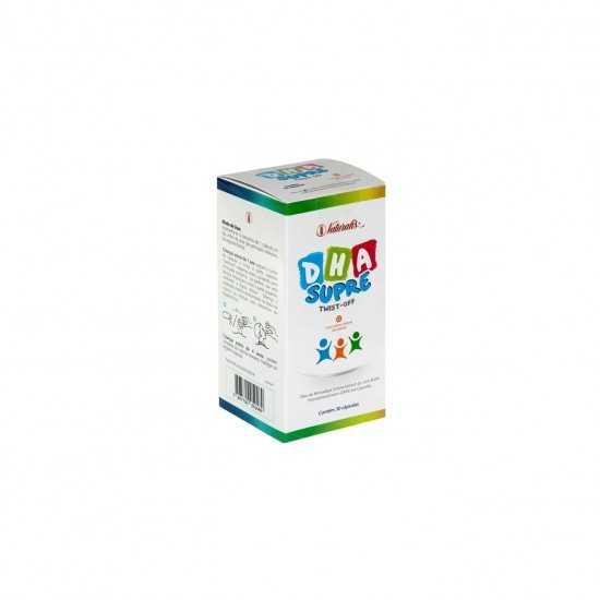 Ômega Infantil DHA Supre 30 cápsulas - Naturalis