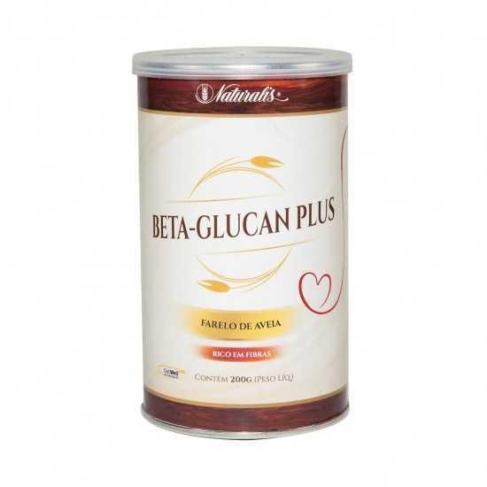 Farelo de Aveia - Beta Glucan Plus 200g - Naturalis