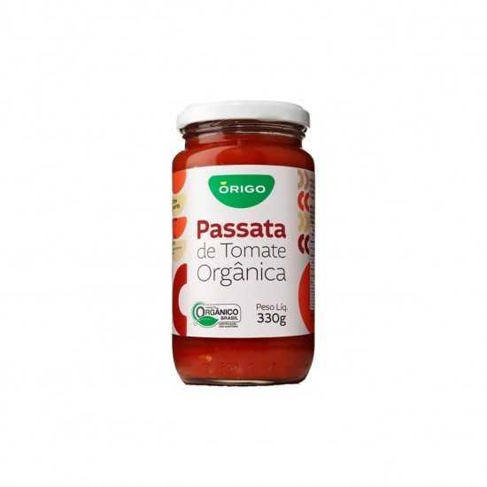 Passata de Tomate Orgânico 330g - Órigo