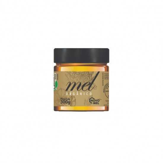 Mel Silvestre Orgânico 300g - Novo Mel