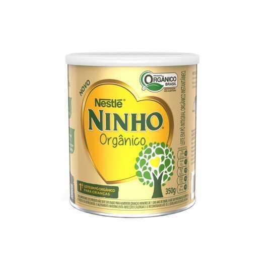 Leite em pó Ninho Orgânico 350g - Nestle Orgânicos