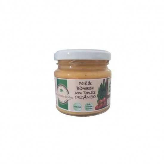 Patê de Tomate com Biomassa Orgânico 150g - Sítio Estância da Mata