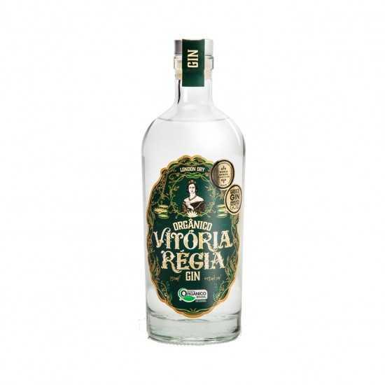 Gin Orgânico Clássico 750ml - Vitória Régia