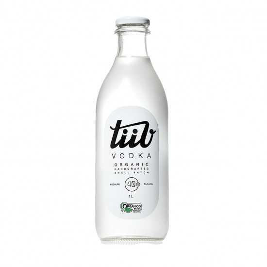 Vodka Orgânica 1L - Tiiv