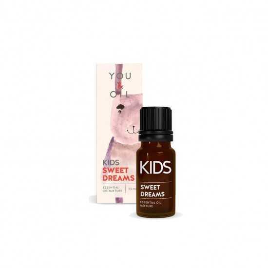 Óleo Essencial Orgânico Infantil Doces Sonhos 10ml You & Oil - Biouté