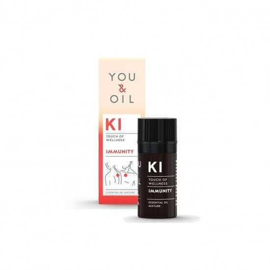 Óleo Essencial KI Imunidade You & Oil 5ml - Biouté