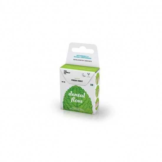 Fio Dental Orgânico Fresh 50m The Humble - Biouté