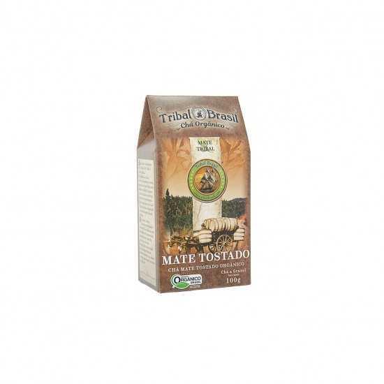 Chá Mate Tostado Orgânico - Tribal Brasil