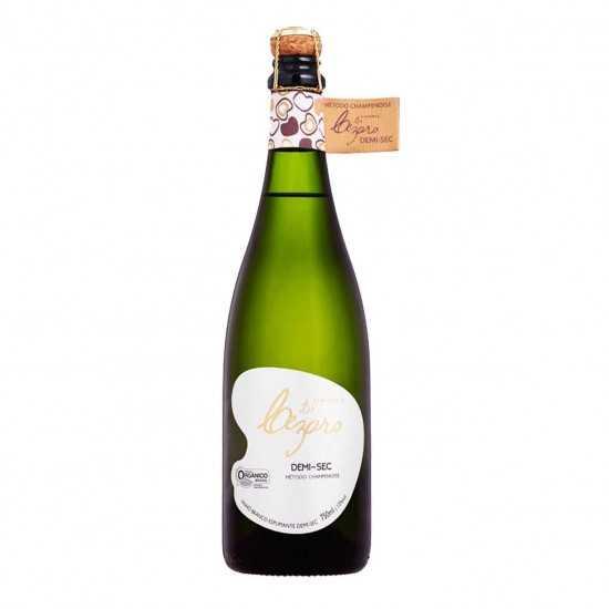 Vinho Branco Espumante Demi-Sec Orgânico 750ml - Vinícola De Cezaro