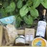Cesta Orgânica - Um Bom Vinho