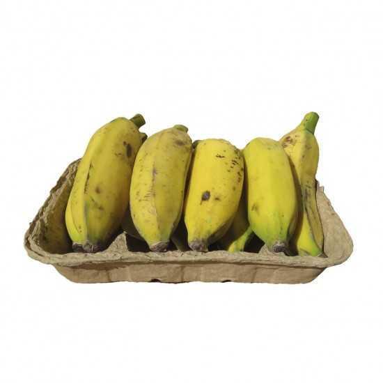 Banana Prata Biodinâmica Orgânica 600g - OSM