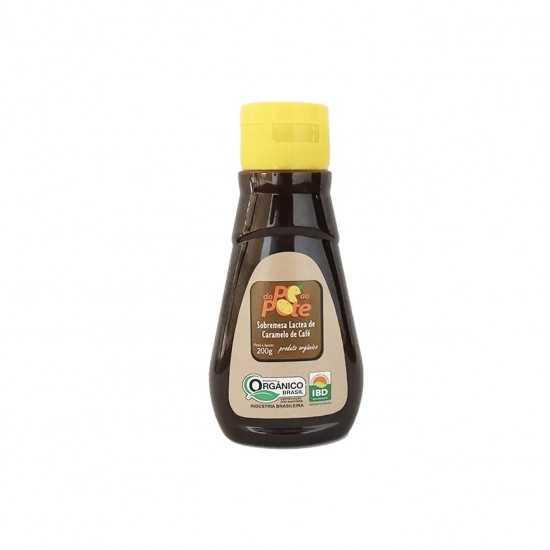 Sobremesa Láctea de Caramelo de Café Orgânico 200g - Do pé ao Pote