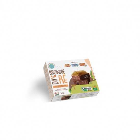 Brownie de Chocolate Orgânico Glúten Free 55g - Brownie da Rê