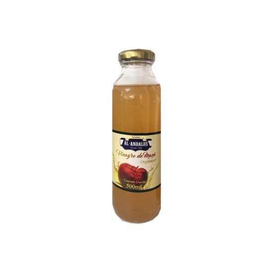 Vinagre de Maçã Orgânico 500ml - Al-Andalus