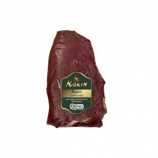 Raquete Shoulder S/Osso Bovina Orgânica Congelada (1.601kg - 1.8kg) - Korin