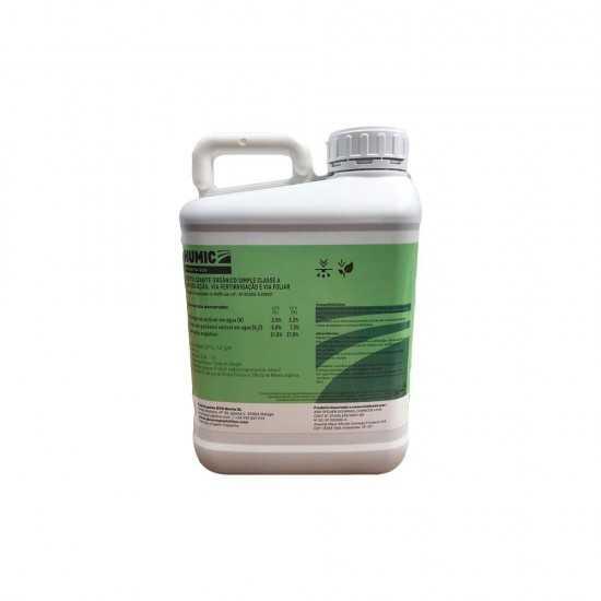 Insumo Incentia Eco Humic 5L - DVA Agro Brasil