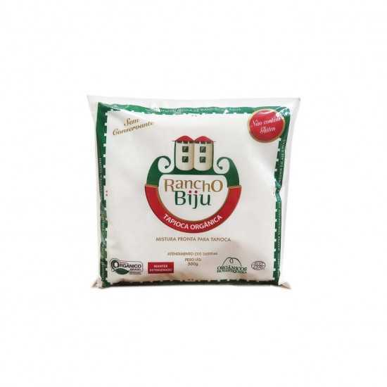 Tapioca Orgânica 500g - Rancho Biju