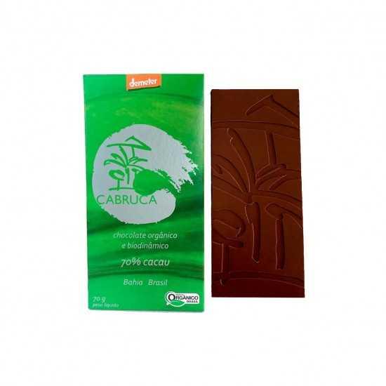 Chocolate Orgânico e...